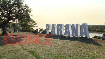 Comenzó diciembre: anticipan fin de semana fresco en Paraná y zona