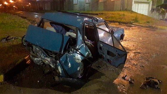 Fatalidad en Paraná: Joven conductor falleció tras ser chocado por una camioneta
