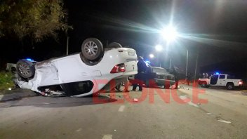 Ingreso a Paraná fue escenario de tres accidentes durante el fin de semana largo