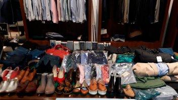 Intentaron robar en comercio que vende costosa ropa en el centro de Paraná