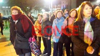 Marcharon en Paraná por el desafuero de Cristina y la Extinción de dominio