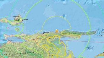 Un fuerte sismo sacudió a varios estados de Venezuela