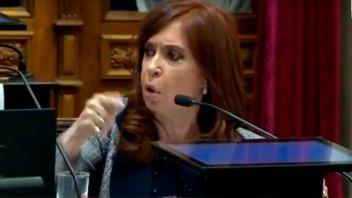 Cristina busca derogar resolución de compensación a empresas de gas
