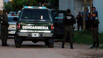 Dos detenidos en cuatro allanamientos por droga que realizó Gendarmería