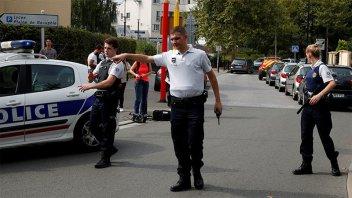 Dos muertos por un ataque con cuchillo en Francia