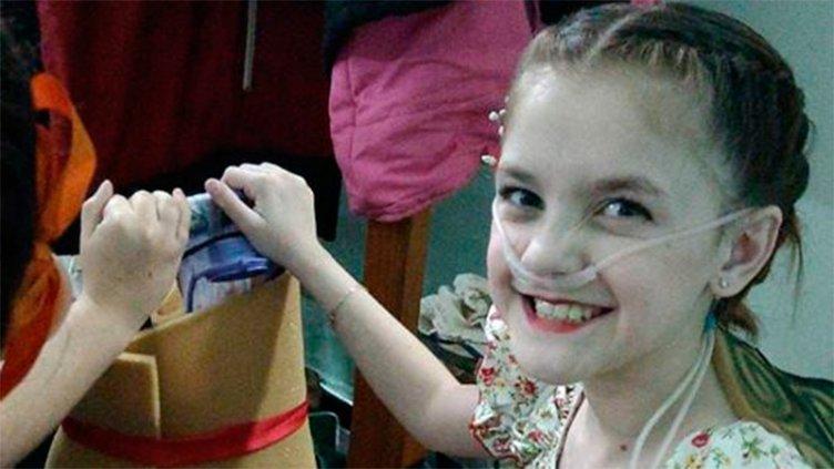Pedido solidario por Mili: La niña sometida a 42 cirugías necesita vital ayuda