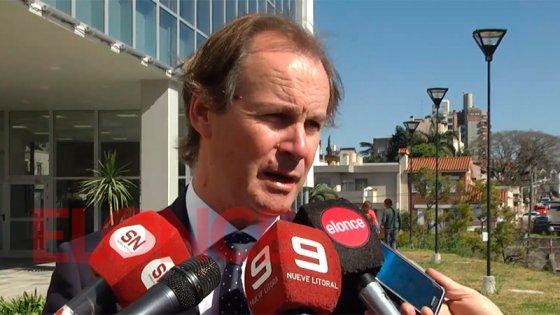 Bordet habló del pago de sueldos y de la suba salarial a empleados públicos