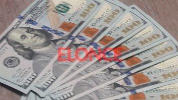 El dólar retoma la senda alcista en el inicio de la semana