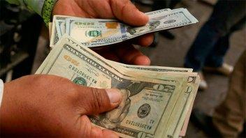 Estiman que baja del dólar fue por