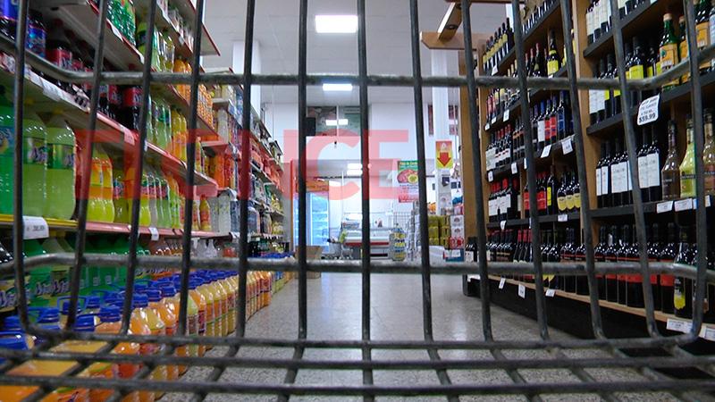 Crisis de consumo: se desplomaron las ventas en shoppings y supermercados