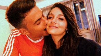 Amor a distancia: Cuánto hace que no se ven Oriana Sabatini y Paulo Dybala
