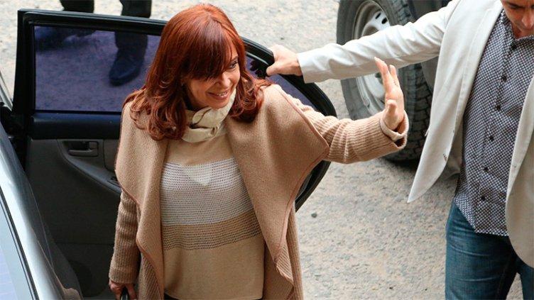Comienza hoy el primer juicio oral a la expresidenta Cristina Kirchner
