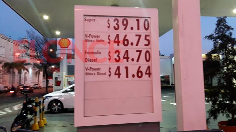 Los precios tras la suba