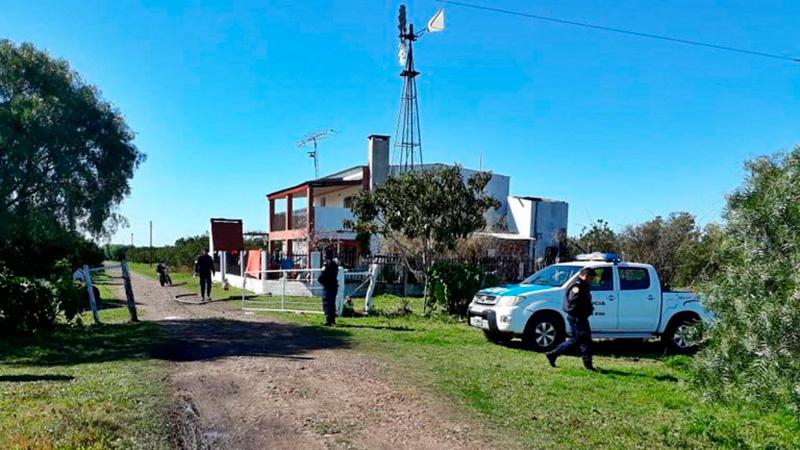 Violento asalto en una colonia rural del departamento Federación