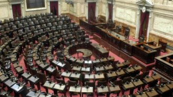 La Cámara de Diputados de la Nación no sesiona desde hace tres meses