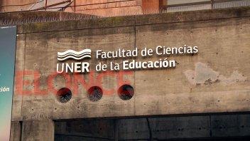 Duelo en Ciencias de la Educación por el fallecimiento de una estudiante