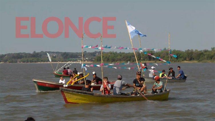 Se realiza este domingo la procesión náutica hacia Bajada Grande