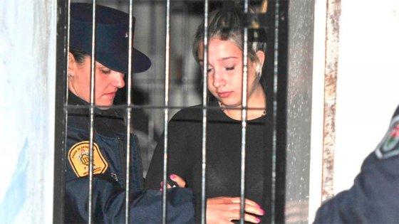 Denuncia de Nahir Galarza por acoso sexual: Fuerte réplica de la interna acusada