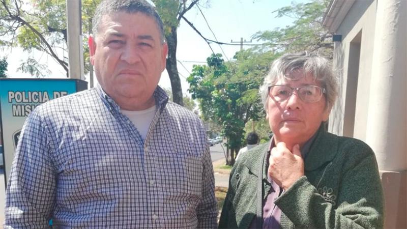 La madre de Natalia Samaniego habló sobre la personalidad del detenido