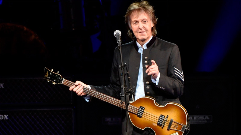 CONCURSO | Regalamos entradas para Paul McCartney en Chile