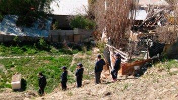 Macabro: Hallaron varias partes de un cuerpo distribuidas por el barrio