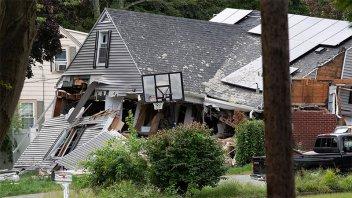 El huracán Florence se cobra sus primeras víctimas en Estados Unidos