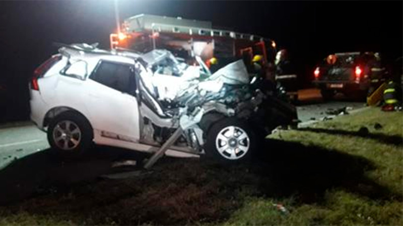 No se determinaron las causas del accidente.-