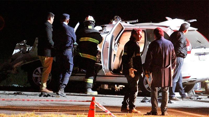 Muerte de De la Sota: Testigo dio detalles de los minutos posteriores al choque