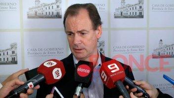 Bordet pidió incorporar compensaciones nacionales para la Caja de Jubilaciones