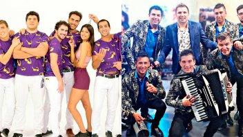 Fiesta de la Primavera con Roomies, Doce Monos, Los Bam Band y Los Bonnitos