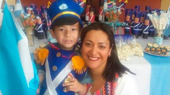 Tiene 5 años, es fanático de San Martín y lo declararon
