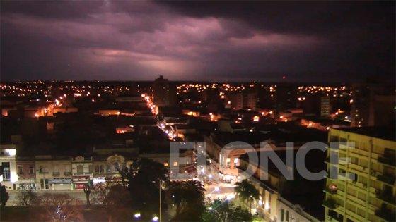 Rige un alerta por tormentas intensas para Entre Ríos y otras provincias