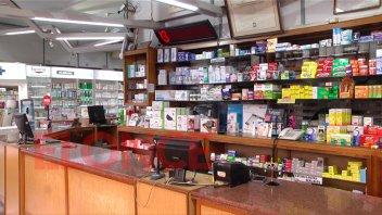 La venta de medicamentos disminuyó más de 13 por ciento en julio