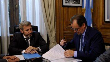 Bordet incorporó al Presupuesto Nacional fondos para el sistema jubilatorio
