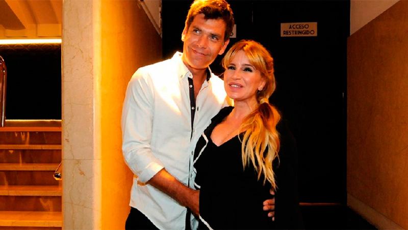 Un audio hot que compromete al marido de Flor Peña: