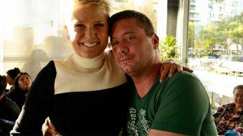 Un fan de Xuxa se descompensó y murió cuando fue a recibirla a Ezeiza
