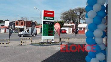 Abrió nueva estación de servicios que dará empleo a 20 personas en Paraná