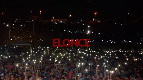 Miles de personas vivieron la fiesta de la Primavera en la Costanera de Paraná