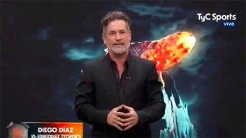 Polémica y repudio por un comentario misógino de Diego Díaz