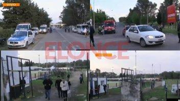 Fiestas de estudiantes: Detuvieron a estafador y a arrebatadores de celulares