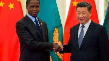 En África temen que China