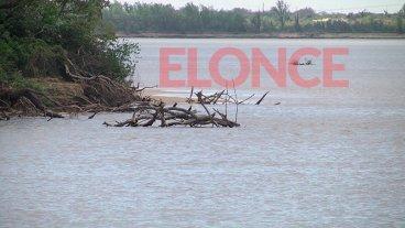 Bajante del río: Alertan sobre bancos de arena y los peligros para la navegación