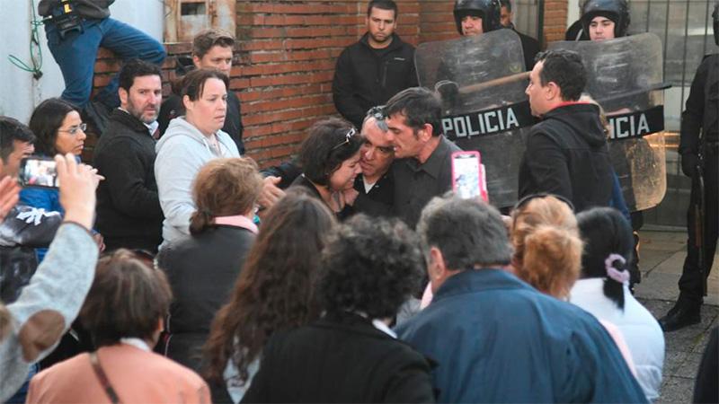Uruguay conmovido por el estremecedor crimen de un niño