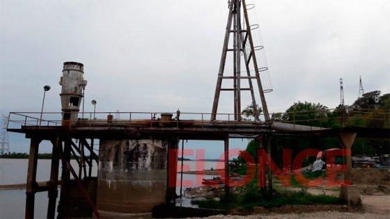 Bajante del río: La provisión de agua en Paraná está con