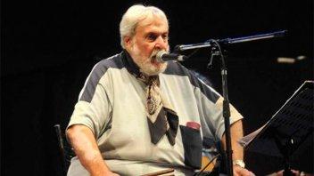 A los 80 años murió el reconocido folclorista Alfredo Ábalos