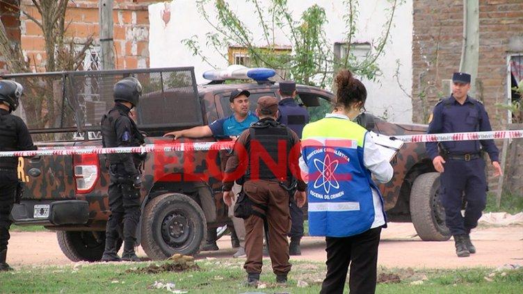 Joven asesinado en Paraná: La Policía busca probar que fue