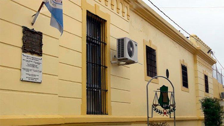Se fugó un interno de la cárcel de Concepción del Uruguay: Salió por una ventana