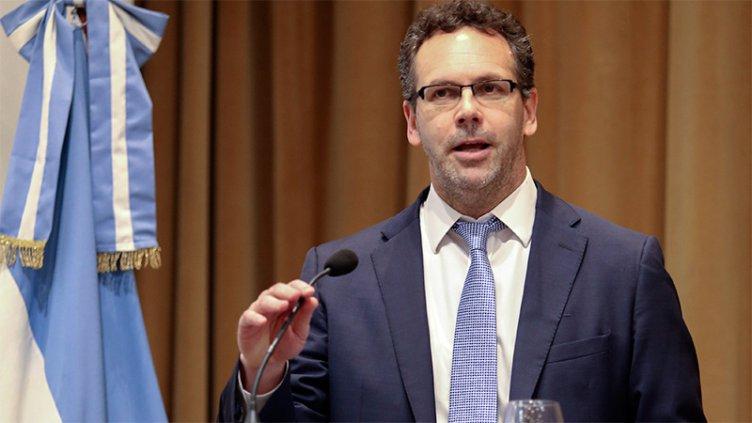Sandleris responderá en el Congreso sobre las tasas y la inflación