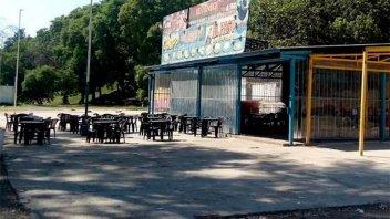 Carribar ubicado en el Parque Urquiza deberá ser desalojado en los próximos días