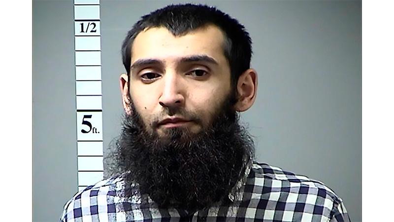 Pena de muerte, petición fiscal para autor de atentado en Nueva York